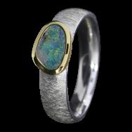 Opal_Ring_Edelopal_Gruen_Silber_Goldbeloetet_Ringgroesse_53_17091136