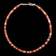 Opal_Steinkette_Feueropal_Orange_Braun_Silber_19030128