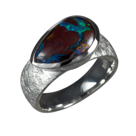 Opal_Ring_Boulderopal_Braun_Blau_Silber_Ringgroesse_55_15021731