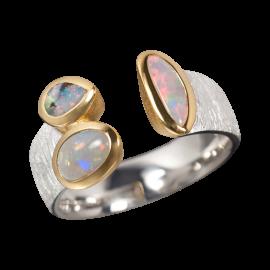 Opalring_Ring_Silber_Vergoldet_Kombi_Edelopale_19030170