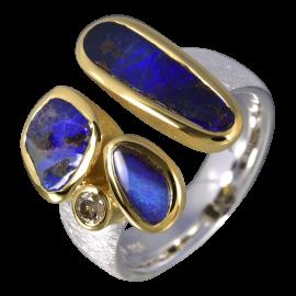 Opalring_Ring_Silber_Vergoldet_Kombi_Boulderopale_Diamant_19071769