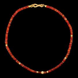 Opal_Steinkette_Feueropal_Orange_Silber_Vergoldet_19030102