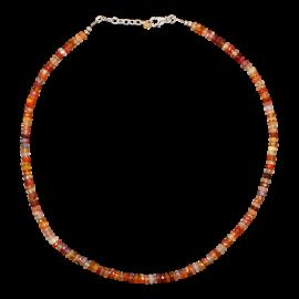 Opal_Steinkette_Feueropal_Rot_Orange_Braun_Silber_19030117